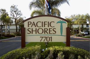 Exterior HOA Entrance Sign 1