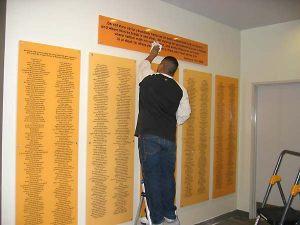 Interior Sign Installations (3)